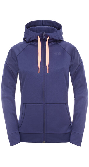 The North Face W's Suprema Full Zip Hoody Patriot Blue